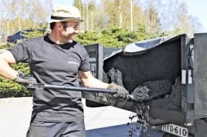 Laadukasta asfaltinkorjaustyötä